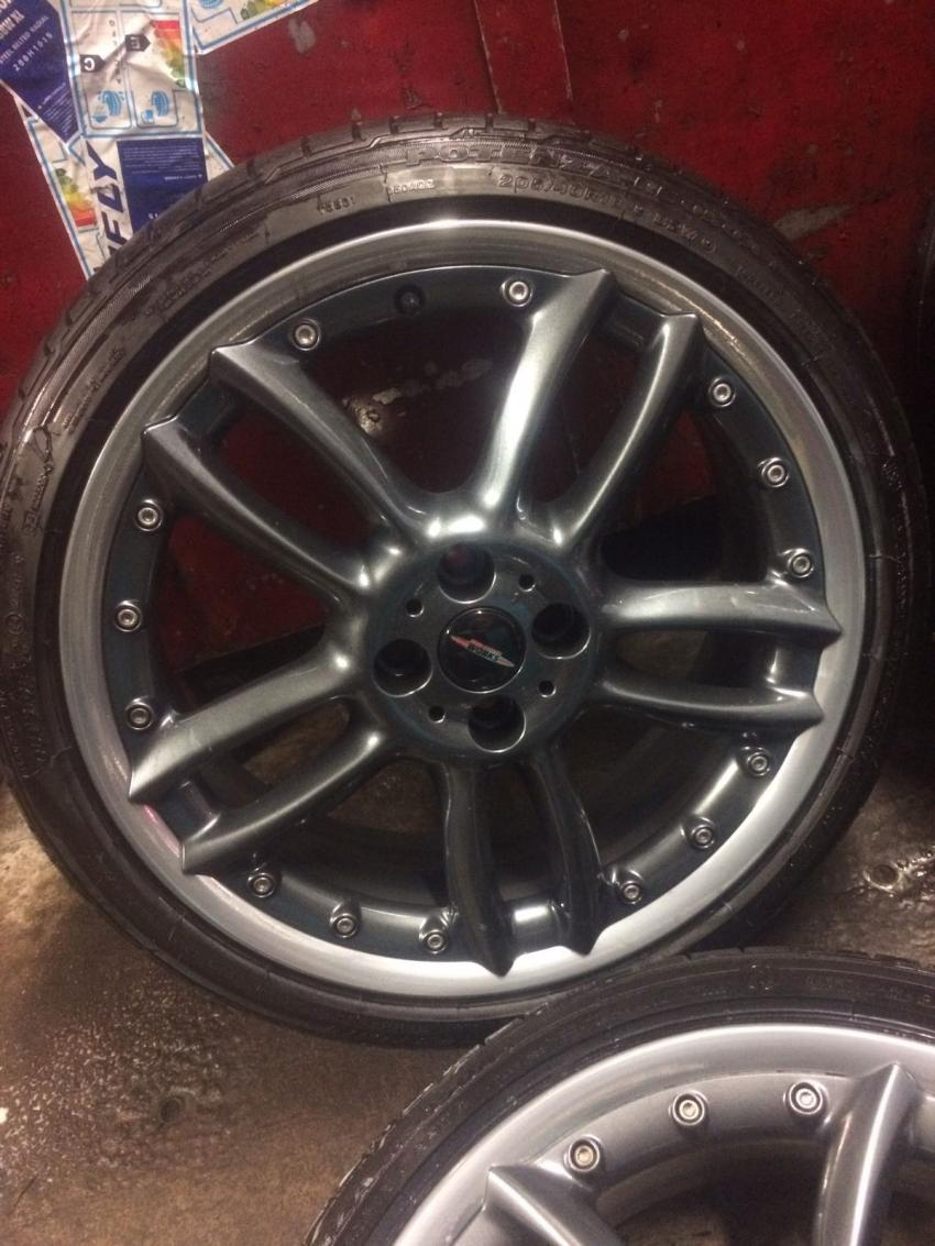 MINI JCW R109 SPLIT RIMS