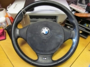 View BMW E36 M SPORT STEERING WHEEL & AIRBAG