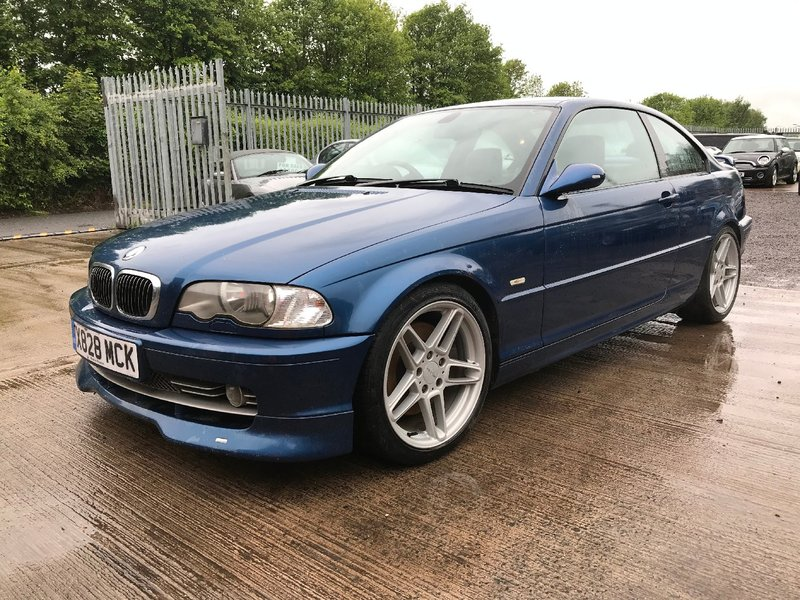 View BMW 3 SERIES E46 330ci AC Schnitzer limited edition model