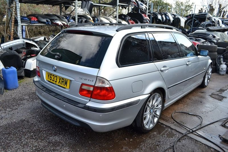 View BMW 3 SERIES  330d M Sport Touring